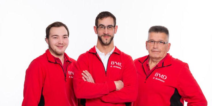 artmann-dienstleistungen-team